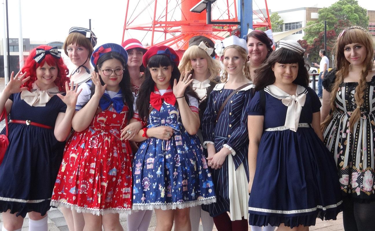 Sailor Title